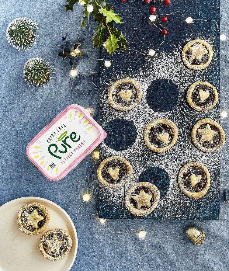 Dairy Free Traditional Mince Pies