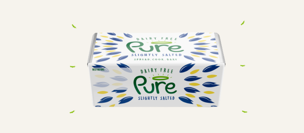 Pure Dairy Free Slightly Salted